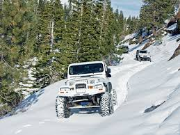 Off Road Tire Chains Tread Lightly U2013 Four Wheeling In The Snow Safely