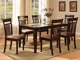 Kitchen Chairs  Arresting Modern Apartment Dining Room - Apartment size kitchen tables