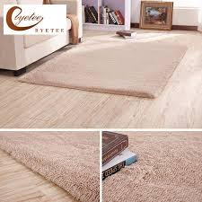 Modern Style Rugs Byetee Carpet Warm Mat Washable Bedroom Living Room Teapoy
