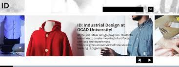 Industrial Design Thesis Ideas Industrial Design Undergraduate Programs Ocad U