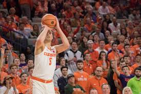 not even miami could care the heat from clemson u0027s shooting