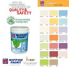 50 off nippon 3 in 1 medifresh emulsion paint mydeal lk best