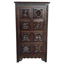 oak kitchen cabinets doors for sale 18th century kitchen cabinet with one door oak castalan influence spain