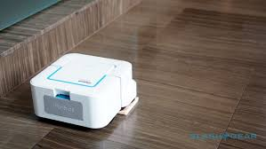 Roomba On Laminate Floors Irobot Braava Jet Is A Robot Maid For Your Bathroom Floor Slashgear