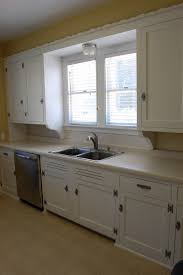 White Paint For Kitchen Cabinets White Painting Kitchen Cabinets Home Designing Kitchen Paint
