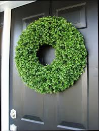 wreath door hanger for upvc hanger inspirations decoration