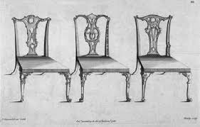 chair inspired by thomas chippendale u2013 parrot u0026 lily