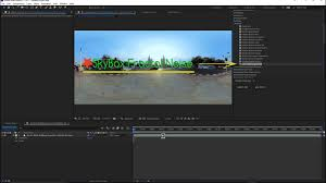 Displacement Map After Effects Using Mettle Skybox Fractal Noise In Adobe After Effects