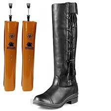 boot trees uk ariat glacier boots black incl boot trees uk 6 amazon co uk
