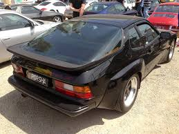 porsche 944 spoiler 80shero a bit of 80 u0027s porsche from motorclassica 2014