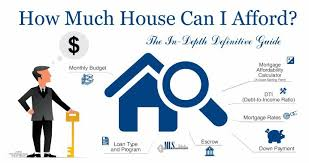 Estimate House Loan Approval by How Much House Can I Afford Insider Tips And Home Affordability