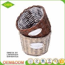 bulk gift baskets hot sell cheap bulk decorative wicker baskets for plants buy