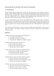 b1 reading comprehension