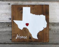 state wood home state etsy