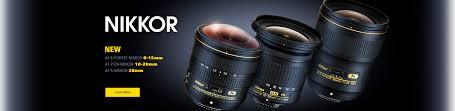 cameras from nikon dslr and digital cameras lenses u0026 more