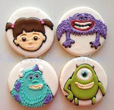 8 monsters university images monster party