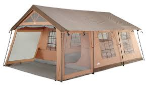Permanent Tent Cabins Northwest Territory Front Porch Tent 18 U0027 X 12 U0027 Outdoor Gear From