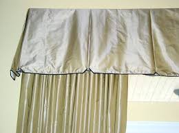 Curtain Box Valance Valances Elainahill Com Custom Window Treatments St Johns