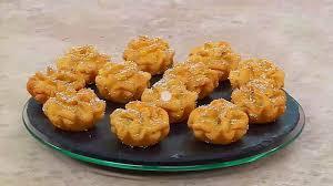 cuisine alg駻ienne gateaux recettes gâteau makrout makroud de sablé recette facile la cuisine