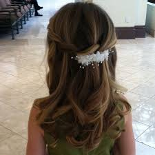 cute hairstyles for first communion first communion hairstyles pictures alleghany trees