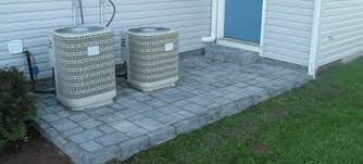 create a cobble patio overlay with patio stones