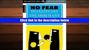 download spark notes the merchant of venice no fear shakespeare