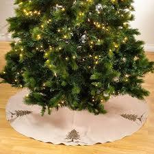 christmas skirt the aisle sapin de noel beaded christmas tree skirt