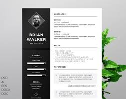 resume well designed resume examples inspiration beautiful