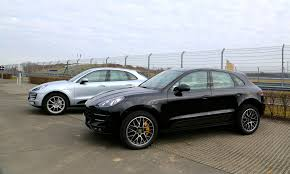 porsche cajun 2015 porsche macan s turbo first drive review