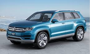 Vw To Bring Crossblue Based Suv To U S In 2016