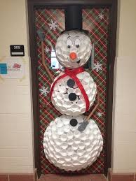 Journalism Christmas Door Decorating Contest