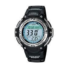 Jam Tangan Casio New jam tangan casio sgw 100 1v digital compass sensor sport