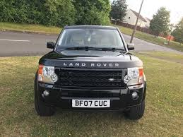 land rover discovery 3 tdv6 xs 2 7 diesel very low mileage with