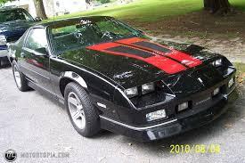 1983 z28 camaro specs 1988 chevrolet camaro iroc z id 23951