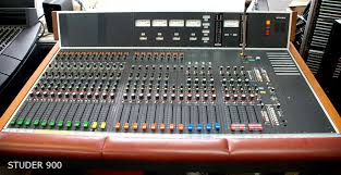 Best Small Mixing Desk 2 A Guide To Analogue Mixing Consoles Funky Junk