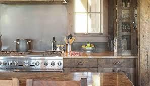 Rustic Oak Kitchen - rustic wood kitchen cabinets kitchen cabinets remodeling net