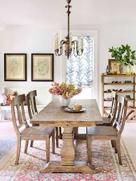 Living Room With Dining Table by 85 Best Dining Room Decorating Ideas Country Dining Room Decor