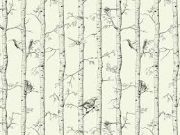 birch tree wrapping paper amstein graphics client hieronymus