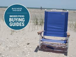 Coleman Oversized Quad Chair With Cooler The Best Beach Chairs You Can Buy Business Insider