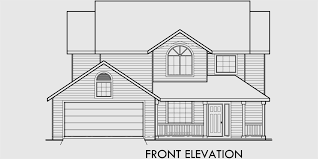 two story house plans 4 bedroom house plans covered porch hous