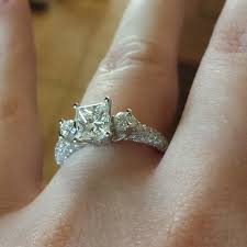 real diamond engagement rings design your own wedding ring online uk mindyourbiz real wedding