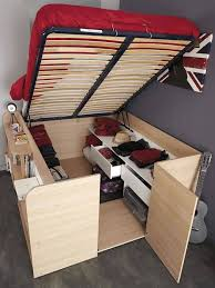 under bed storage frame best 25 bed frame storage ideas only on