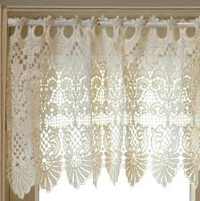 macrame lace curtains u2013 rabbitgirl me