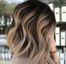 short brown hair with blonde highlights best 25 highlights short hair ideas on pinterest color for for