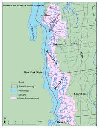 State Of Vermont Map by Improving Agricultural Nutrient Management In A Portion Of Western