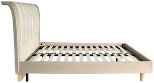 5ft Bed Frame Buy Light Ivory Walnut 5ft Bed Frame Cfs Uk