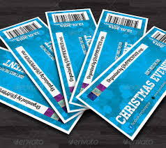 ticket invitation template 55 free psd vector eps ai format