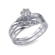 wedding ring model 3d file jewelry 3d cad model for wedding bridal ring set cults