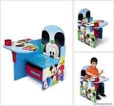 Mickey Mouse Kids Table And Chairs Disney Boys Girls Kids U0026 Teens Play Tables U0026 Chairs Ebay