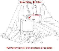 mitsubishi delica owners club uk view topic faulty relay
